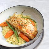 Torched Salmon