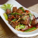Szechuan Saikoro Beef Sausage
